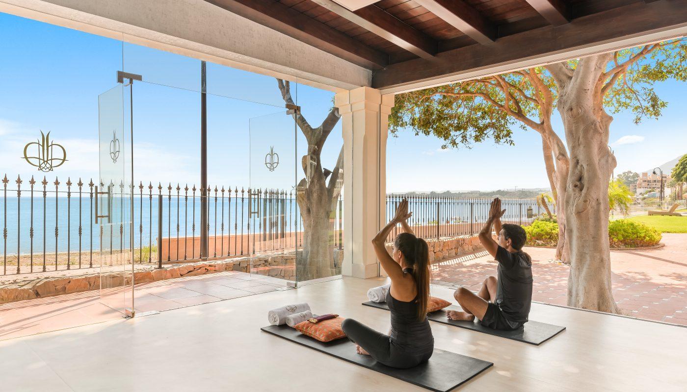 Studio de Yoga